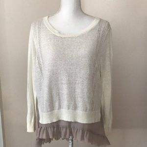 NWT Anthropologie top